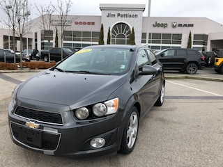 2016 Chevrolet Sonic LT Car