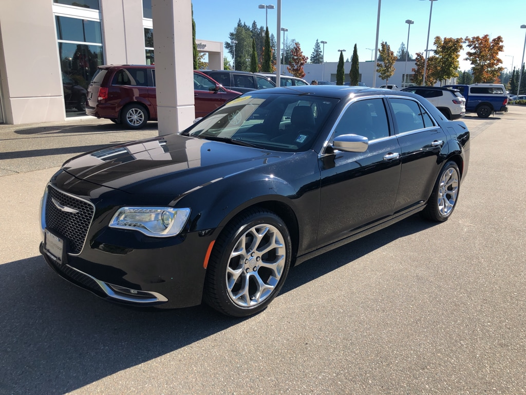 2016 Chrysler 300 C Platinum RWD