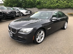 2013 BMW 7 Series BC car**No accidents**Warranty Remaining Car