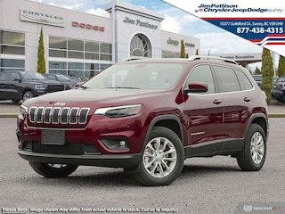2020 Jeep Cherokee North SUV