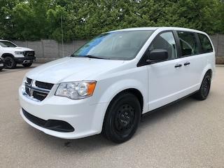 2017 Dodge Grand Caravan Canada Value Package Mini-van Passenger