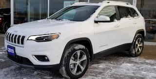 2019 Jeep New Cherokee Limited 4x4, Leather, Heated Seats, GPS SUV