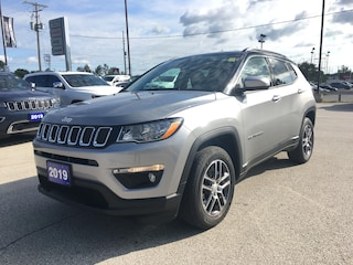 2019 Jeep Compass North 4x4, Remote Start, Heated Seats SUV