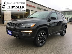 2020 Jeep Compass Upland 4x4 Heated Seats & Wheel, Remote Start SUV