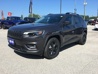 2019 Jeep New Cherokee Altitude 4x4 GPS, Heated Seats, Apple CarPlay SUV