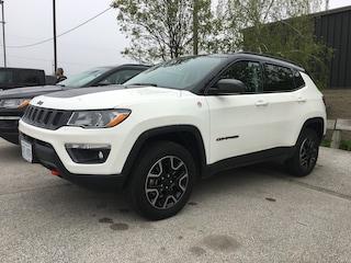 2019 Jeep Compass Trailhawk 4x4 GPS, Power Liftgate, Remote Start *D SUV