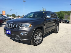 2019 Jeep Grand Cherokee Limited 4x4, GPS, DVD, Sunroof, SUV