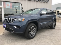 2019 Jeep Grand Cherokee Limited 4x4, Leather, Trailer Tow SUV