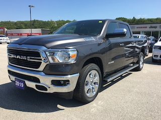 2019 Ram All-New 1500 Big Horn 4x4, GPS, Tow Package Truck Crew Cab