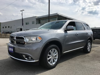 2019 Dodge Durango SXT AWD, Cruise Control, Bluetooth, Heated Seats SUV