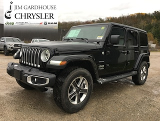 2020 Jeep Wrangler Unlimited Sahara 4x4, Heated Seats, Remote Start SUV