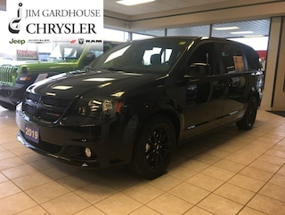 2019 Dodge Grand Caravan GT Leather, Power Doors Van