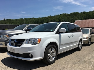 2015 Dodge Grand Caravan Crew Leather, Heated Seats, GPS Van Passenger Van