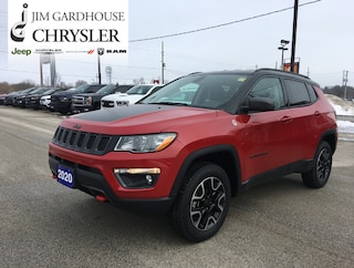 2020 Jeep Compass Trailhawk 4x4, Leather, Remote Start SUV