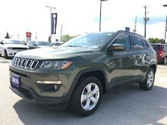 2019 Jeep Compass North 4x4, GPS, Heated Seats SUV