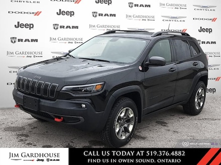 2019 Jeep Cherokee Trailhawk-ONE OWNER VEHICLE-LOCAL TRADE SUV