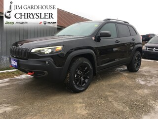 2020 Jeep Cherokee Trailhawk Elite 4x4, Heated Seats, Remote Start SUV