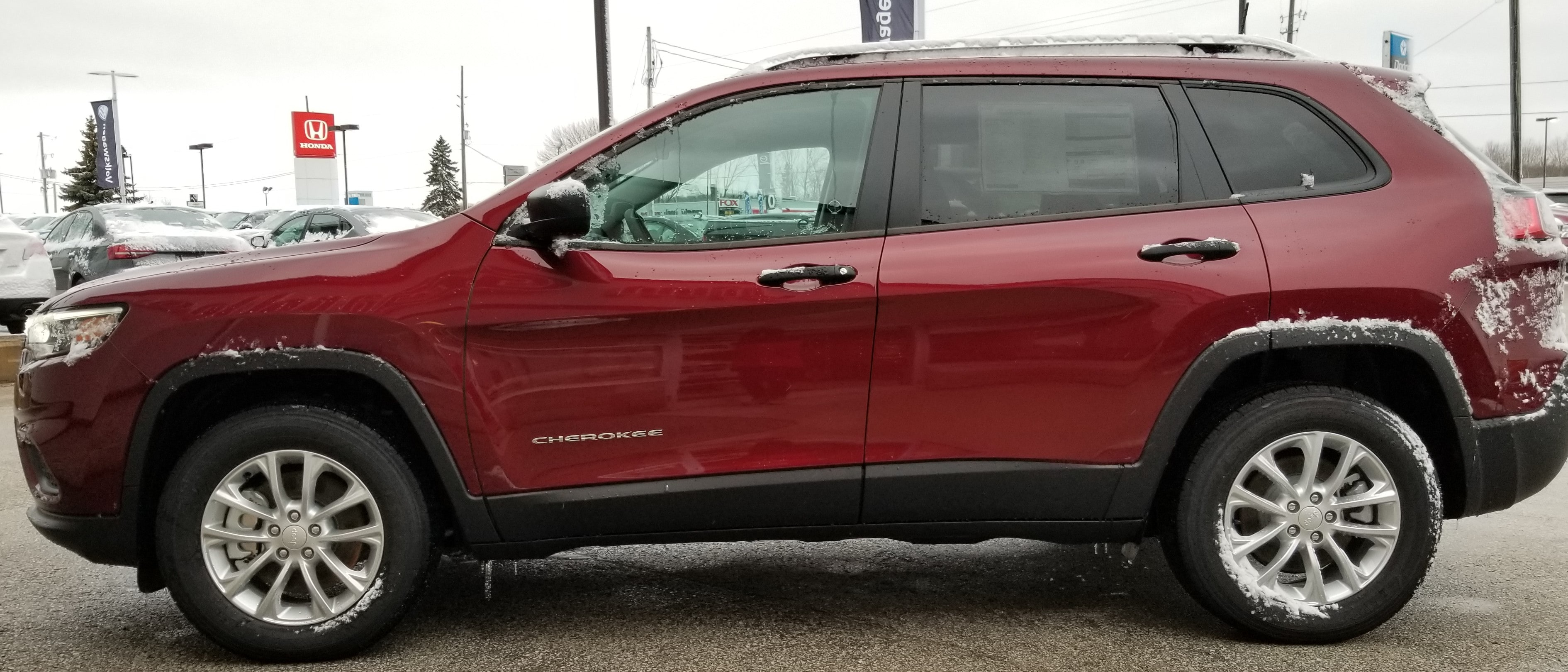 2019 Jeep New Cherokee Sport 4x4, Heated Seats, Remote Start VUS