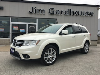 2018 Dodge Journey GT AWD, DVD Player, Leather, Sunroof SUV