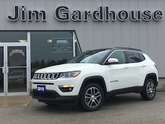 2019 Jeep Compass North 4x4, GPS, Backup Cam SUV