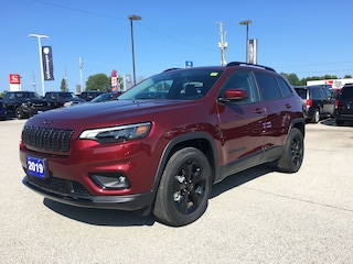 2019 Jeep New Cherokee Altitude 4x4 GPS, Heated Seats SUV