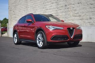 2018 Alfa Romeo Stelvio Ti AWD - Leather Seats SUV