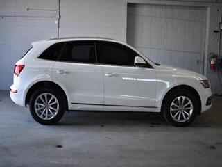 2017 Audi Q5 2.0T Quattro Progressiv - Sunroof SUV