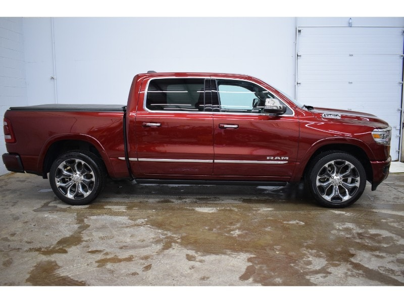 2019 Ram 1500 Limited 4X4 Crew- NAV * Leather Pickup Truck DYNAMIC_PREF_LABEL_INVENTORY_FEATURED_USED_INVENTORY_FEATURED1_ALTATTRIBUTEAFTER