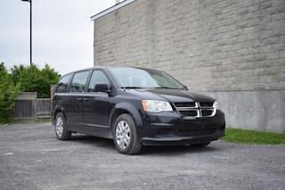 2018 Dodge Grand Caravan Canada Value Package Van