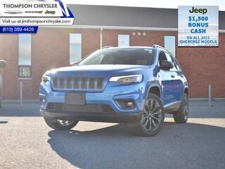 2021 Jeep Cherokee 80th Anniversary SUV
