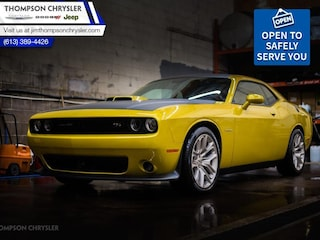 2020 Dodge Challenger R/T 50th Anniversary Edition Coupe