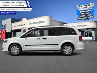 2020 Dodge Grand Caravan GT Van