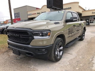 2020 Ram 1500 Big Horn Built to Serve Edition Truck Crew Cab