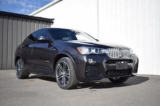 2017 BMW X4 xDrive28i | AWD | FRONT & REAR HEATED SEATS SUV