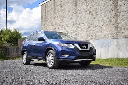 2017 Nissan Rogue SV | AWD | Heated Seats | SUV DYNAMIC_PREF_LABEL_INVENTORY_FEATURED_USED_INVENTORY_FEATURED1_ALTATTRIBUTEAFTER