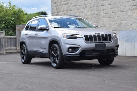 2020 Jeep Cherokee Altitude | Moonroof | Dual Climate | SUV DYNAMIC_PREF_LABEL_INVENTORY_FEATURED_USED_INVENTORY_FEATURED1_ALTATTRIBUTEAFTER