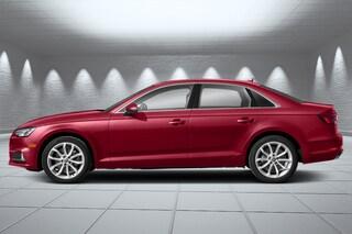 2019 Audi A4 Sedan 2.0 Tfsi Quattro Komfort S Tronic AWD, Leather, Ro Sedan