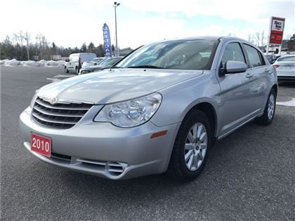 2010 Chrysler Sebring LX - Fuel Efficient Sedan
