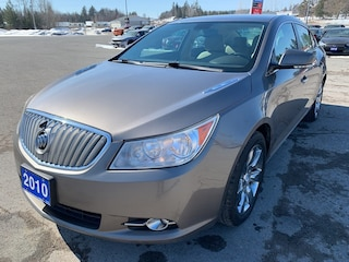 2010 Buick Lacrosse CXL - Heated Leather - Remote Start Sedan