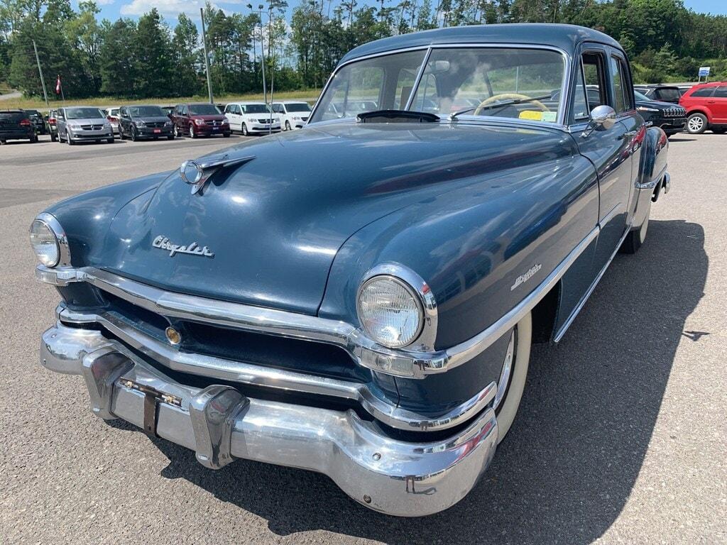 1951 Chrysler Windsor Deluxe - Classic - Well Maintained Sedan