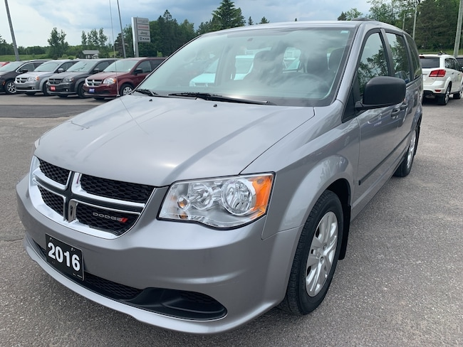 2016 Dodge Grand Caravan Canada Value Package - Low Kms Minivan
