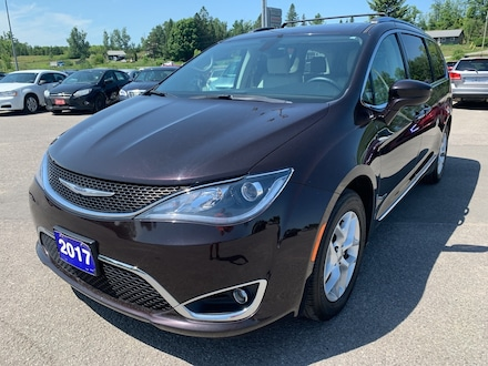 2017 Chrysler Pacifica Touring-L Plus - Nav - Htd Leather/Wheel Minivan