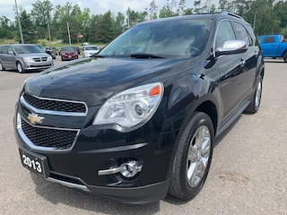 2013 Chevrolet Equinox LTZ - Sunroof - Nav - Htd Leather SUV