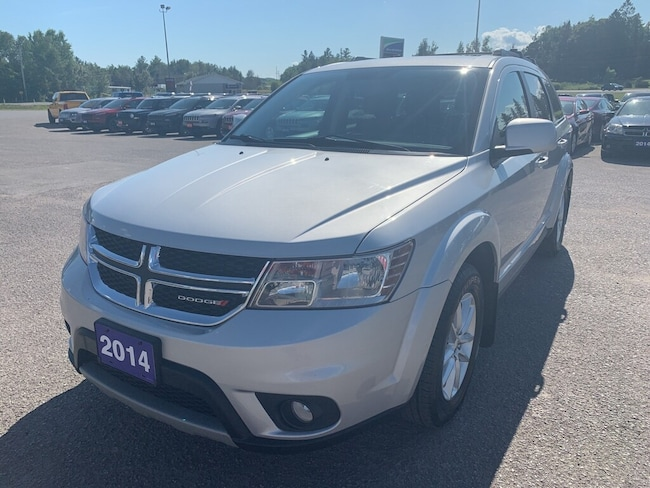 2014 Dodge Journey SXT - Sat Radio - Push Button Start SUV