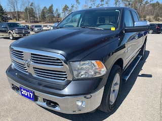 2017 Ram 1500 Big Horn - 8.4 Radio - Trailer/Tow Group Crew Cab