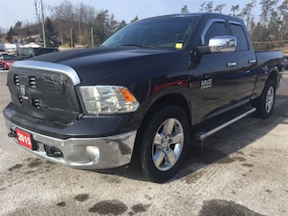 2015 Ram 1500 Big Horn - 8.4 Radio - Trailer/Tow Group Quad Cab