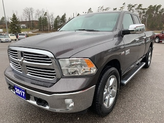 2017 Ram 1500 Big Horn - Bluetooth - Sat Radio Quad Cab