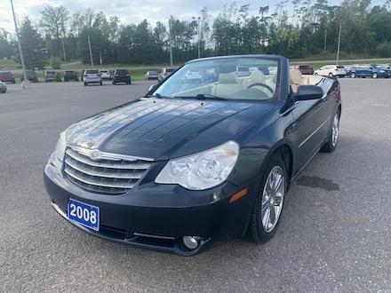 2008 Chrysler Sebring Limited - Htd Leather - Navigation Convertible