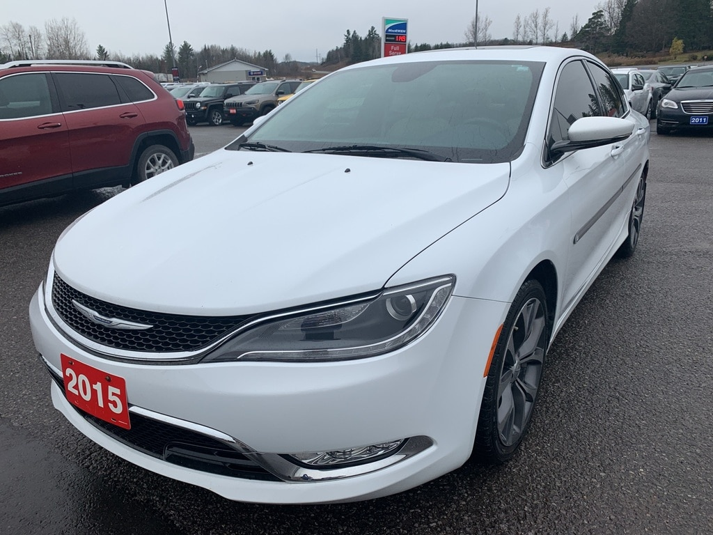 2015 Chrysler 200 C - AWD - Pano Sunroof - Nav Sedan