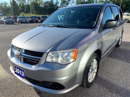 2013 Dodge Grand Caravan SXT - DVD - Tow Pkg Minivan